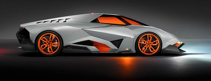 Profil Egoista Lamborghini