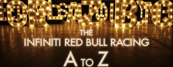 Red Bull F1 video A to Z