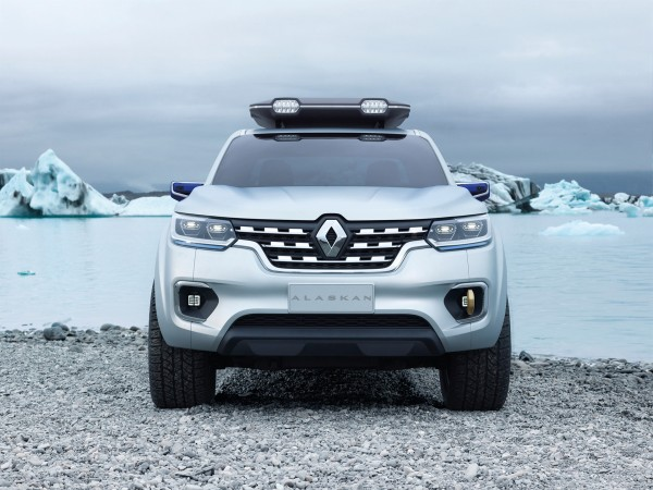 Renault Alaskan - front / face avant