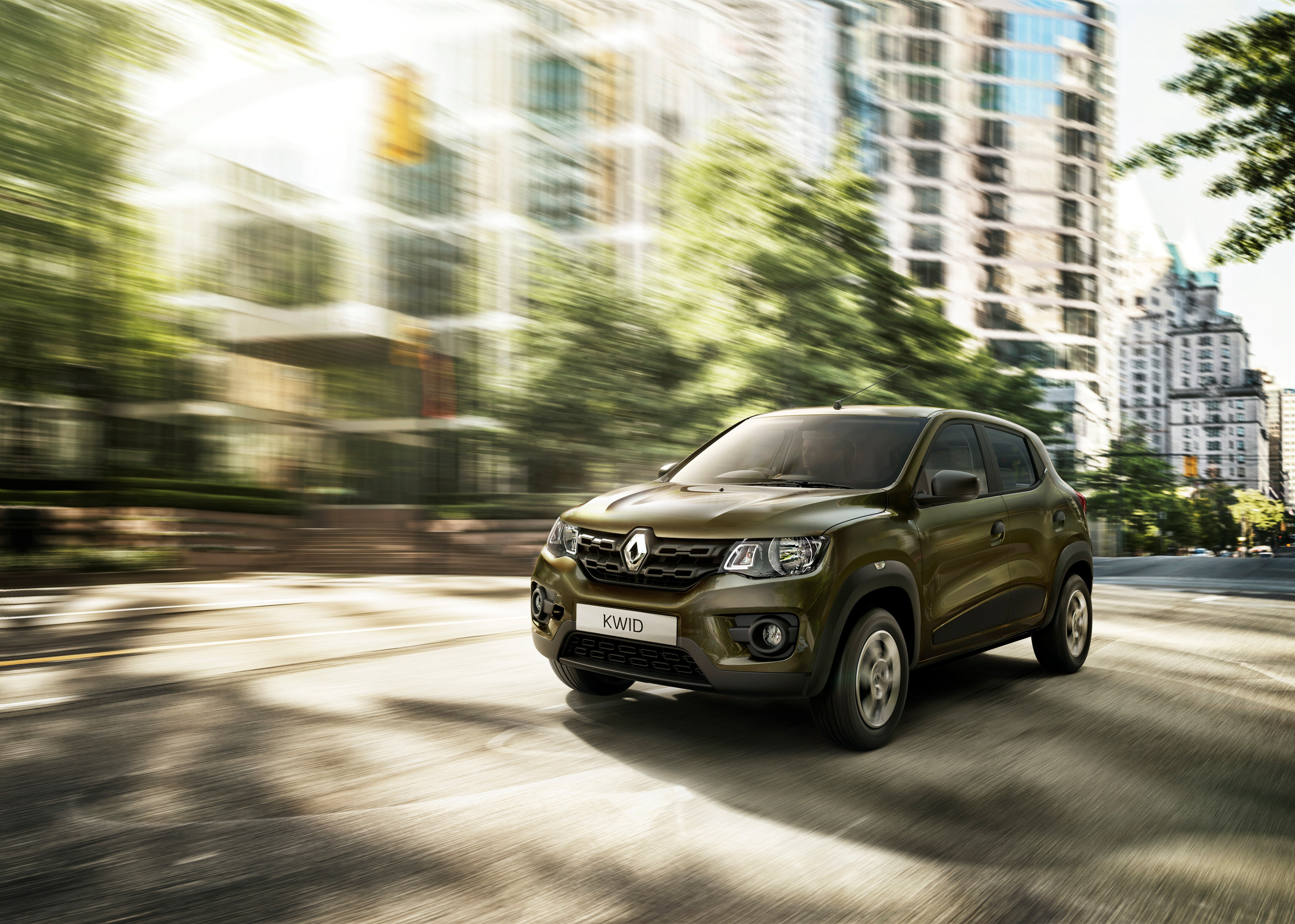 Renault Kwid 2015 - avant / front