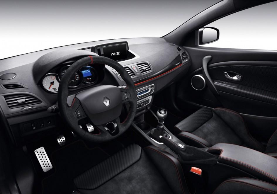 Mégane RS 275 Trophy - Intérieur - Renault Sport