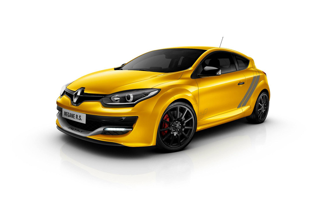 m gane rs 275 trophy la renault sport sous 8 min au n rburgring. Black Bedroom Furniture Sets. Home Design Ideas