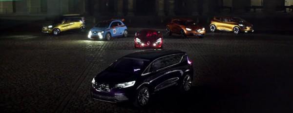 Renault six concept-cars