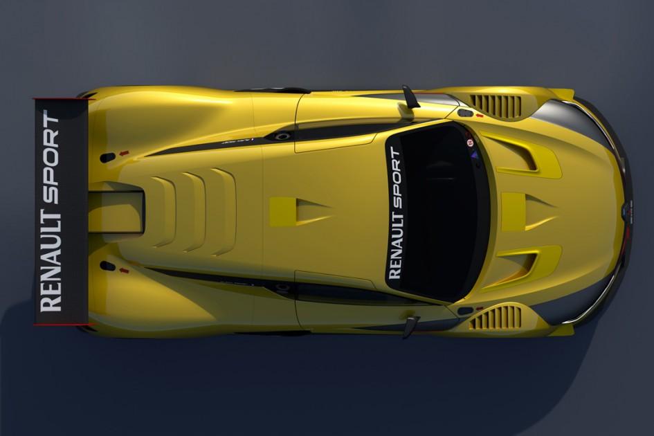 Toit - Renault Sport R.S. 01