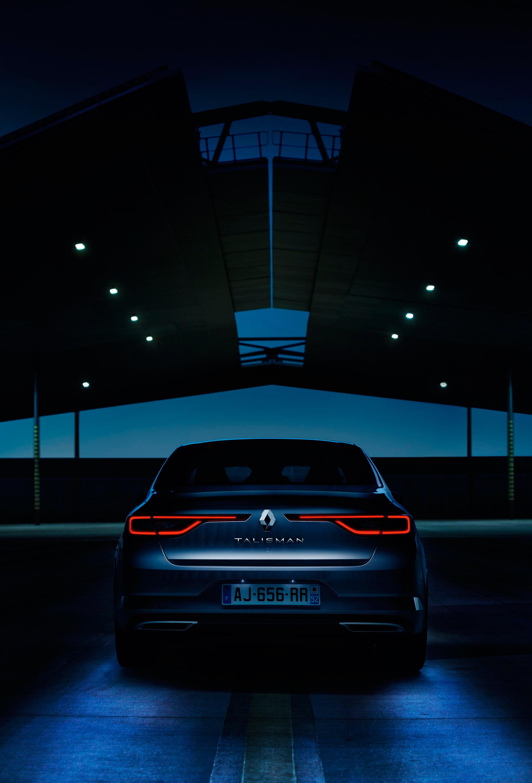 Renault Talisman - 2015 - feux arrière / rear lights