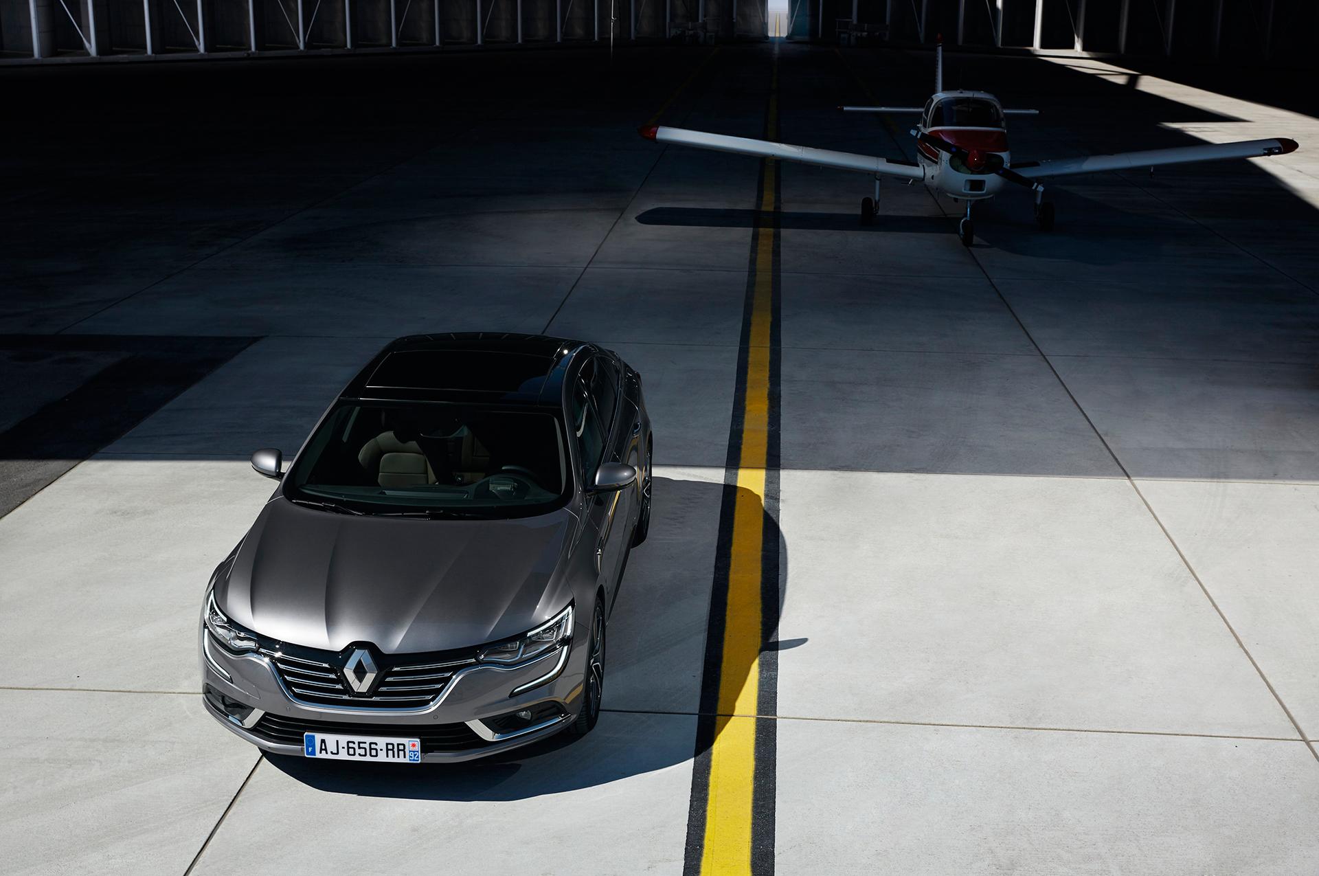 Renault Talisman - 2015 - extérieur / exterior