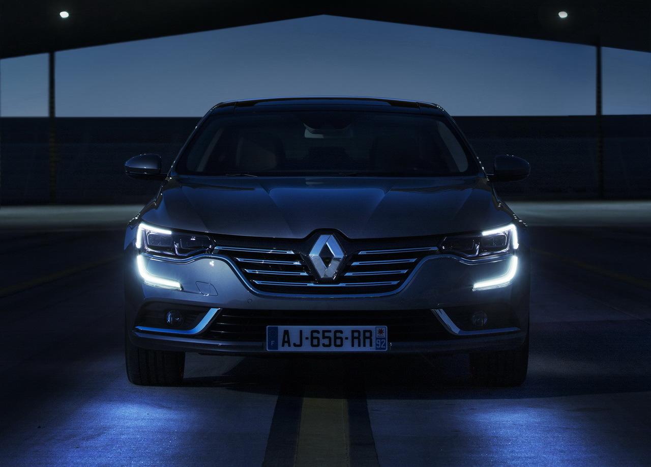 Renault Talisman - 2015 - face avant / front