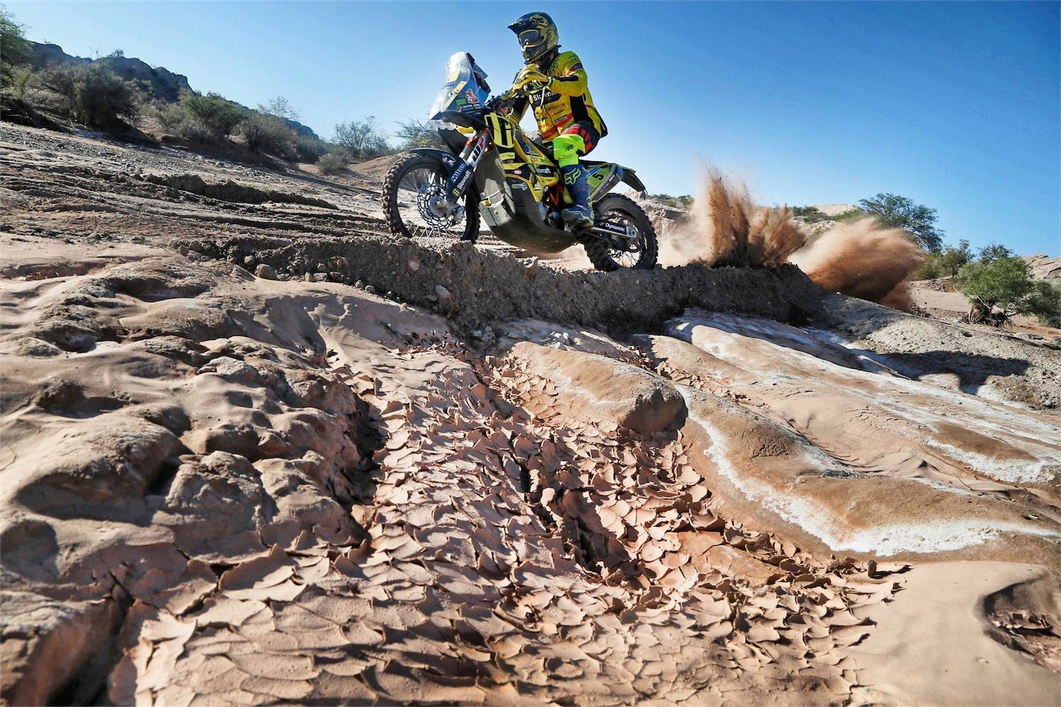 rock - Dakar 2016 - photo by A Lavadinho - A Vialatte