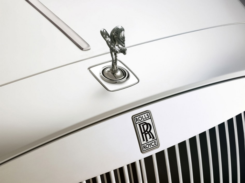 Spirit of Ecstasy - Rolls Royce
