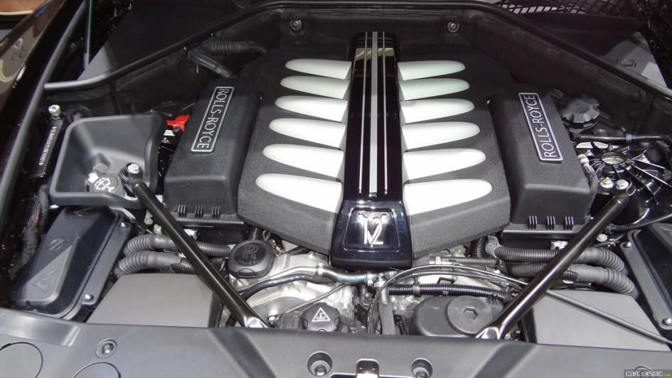 Moteur V12 - Wraith - Rolls Royce