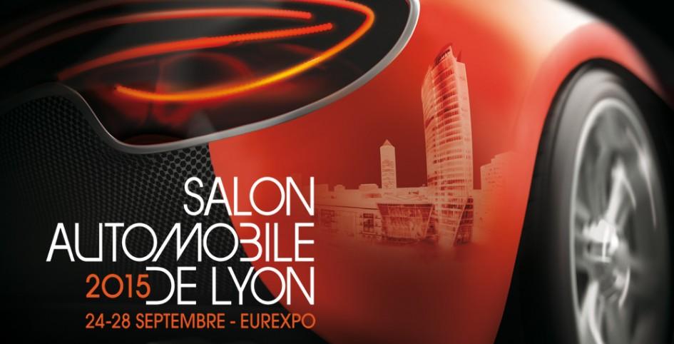 Salon Autombile de Lyon 2015