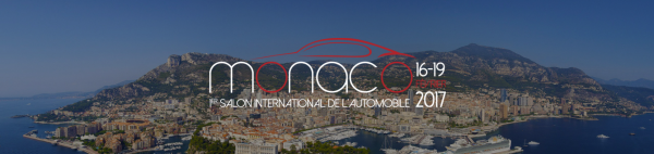 Salon International de l'Automobile à Monaco 2017