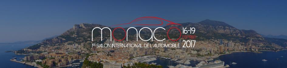 Salon International de l'Automobile à Monaco 2017