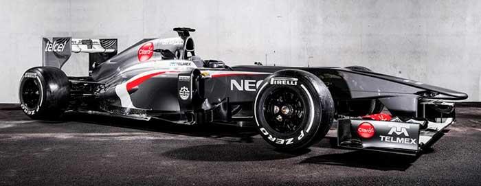 Sauber F1 C32