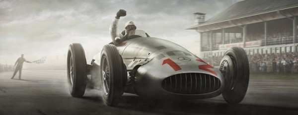 The Silver Arrows Project
