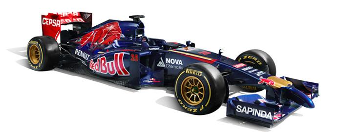 Red Bull Toro Rosso STR9