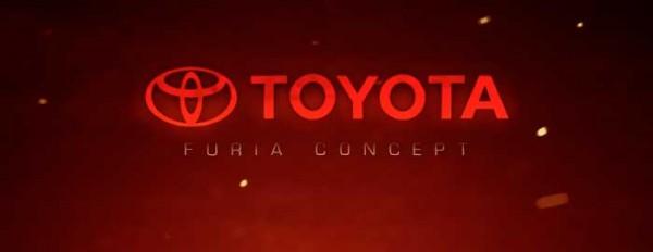 Logo Toyota Furia Concept
