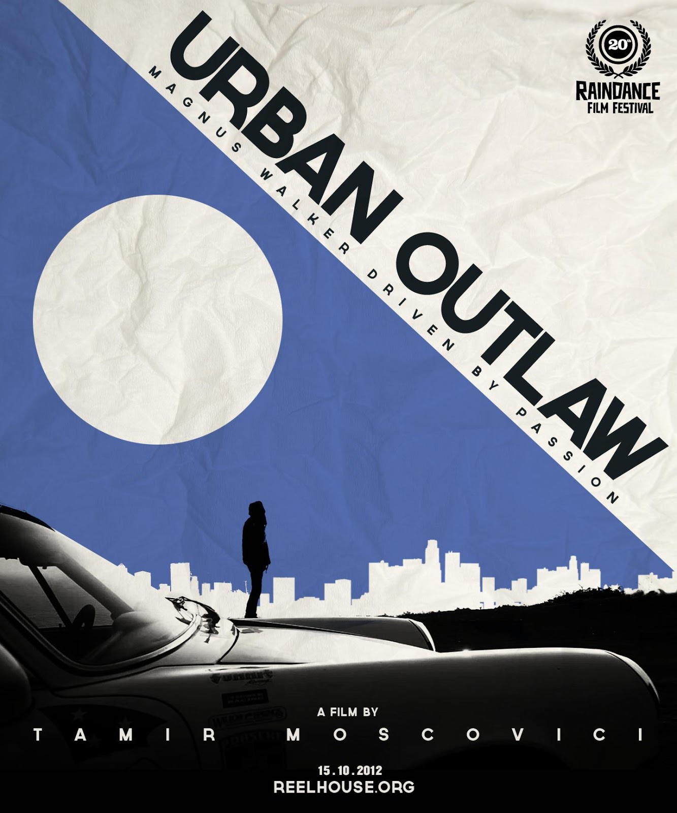 Urban Outlaw - poster 2012