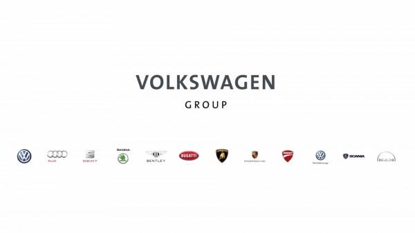 Ensembles des constructeurs du Groupe Volkswagen
