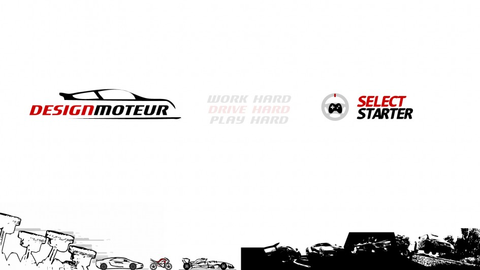 Select Starter & DESIGNMOTEUR team up! start wallpaper 2015