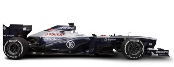 Williams F1 FW35
