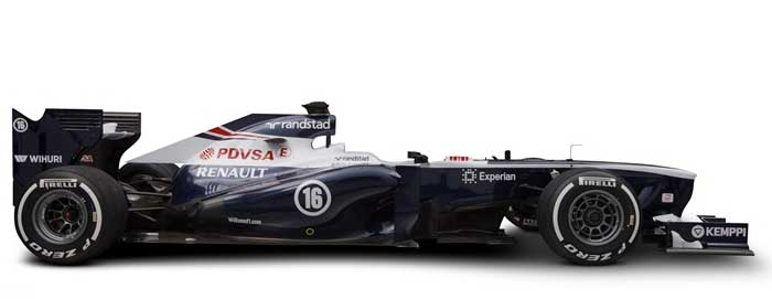 Williams F1 FW35