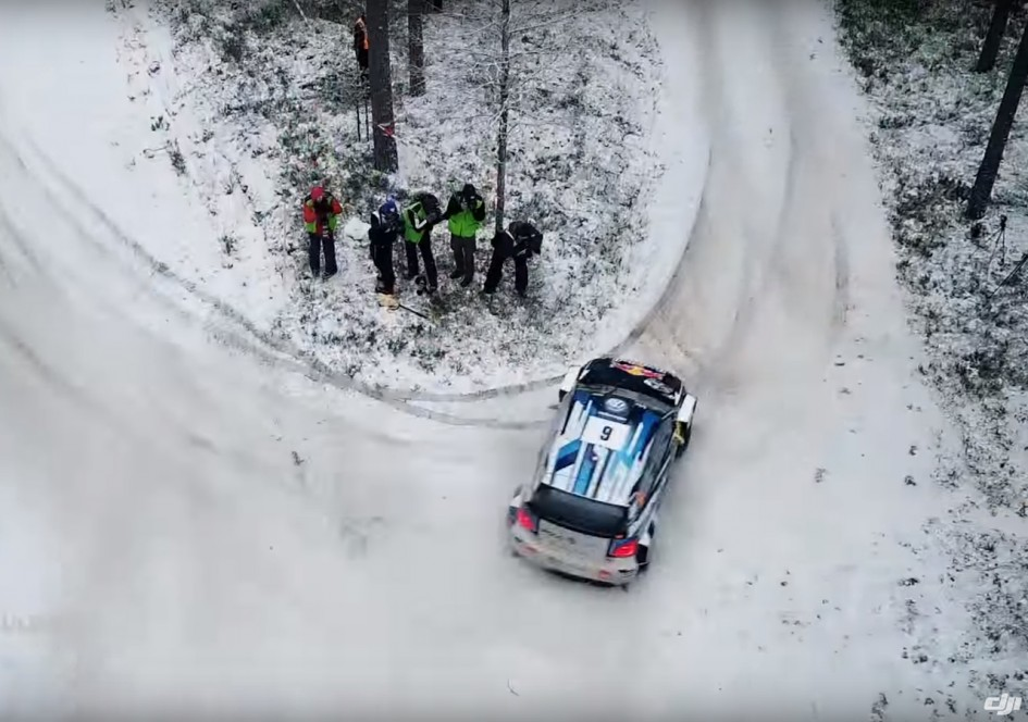 WRC view by DJI - 2016 - cover