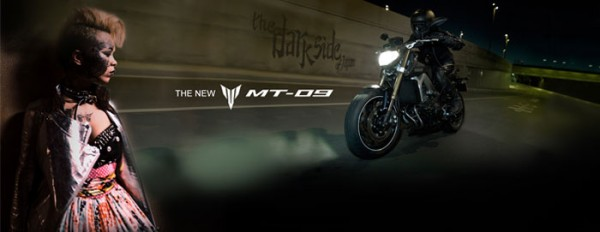 Yamaha MT-09 launch