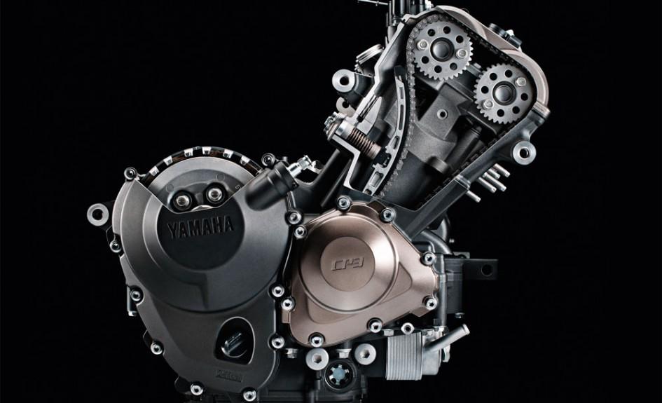 Moteur Yamaha MT-09